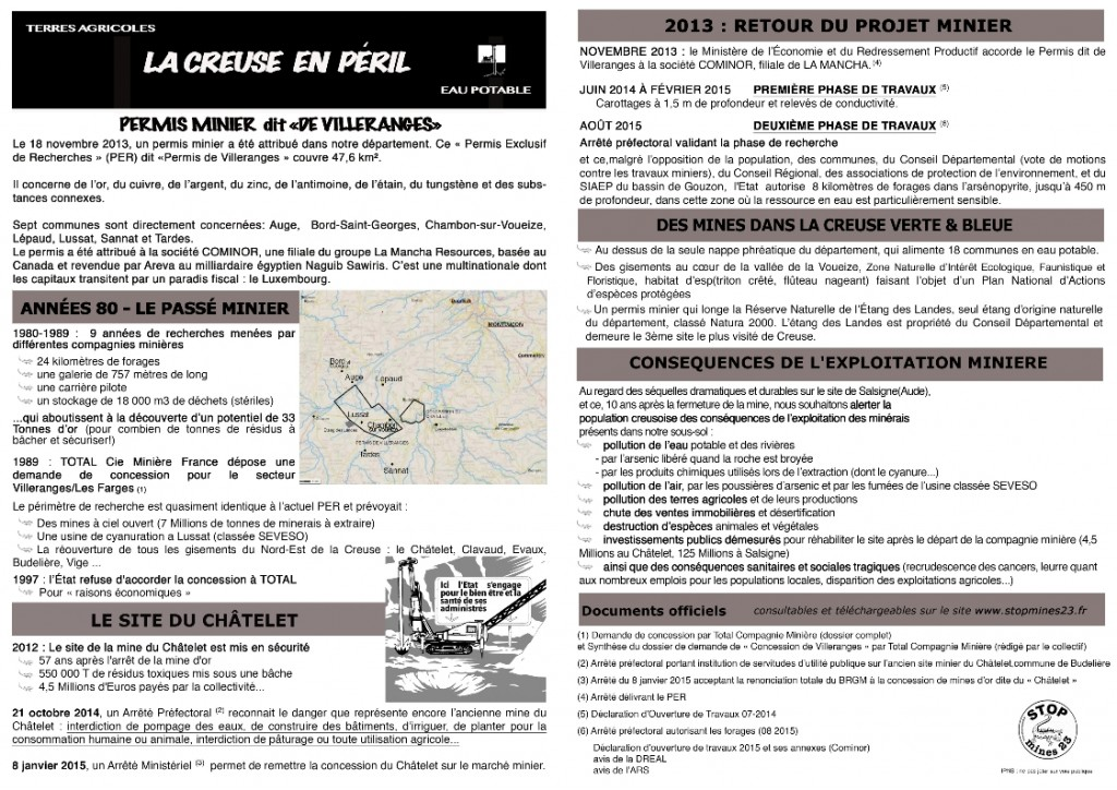 PLAQUETTE INFO 10-2015