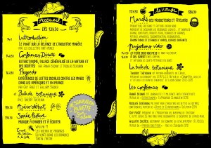 TRACT INTERIEUR jaune