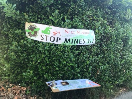 stopmines87 manif2